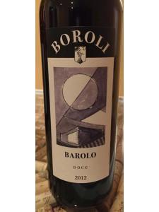 2012 Boroli Barolo