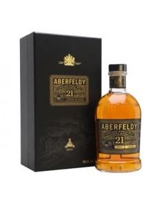 Aberfeldy Limited Release Aged 21 Years Highland Single Malt Scotch Whisky