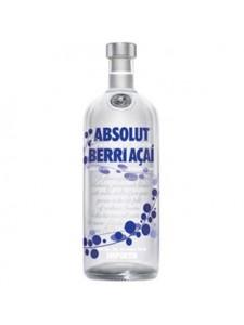 Absolut Berri Bcai Vodka 750 ML