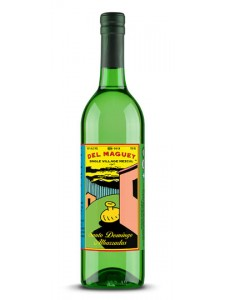 Del Maguey Santo Domingo Albarradas Single Village Mezcal