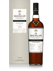 The MACALLAN EXCEPTIONAL SINGLE CASK NUMBER 2017/ESH- 13561/ 07