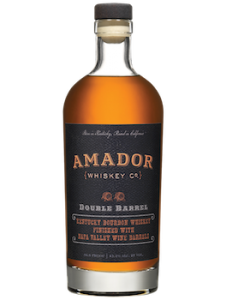 Amador Double Barrel Kentucky Bourbon Whiskey