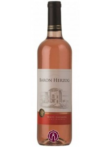 2016 Baron Herzog Rose of Cabernet Sauvignon