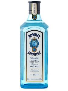 Bombay Sapphire Dry Gin 750 ML