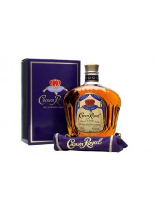 Crown Royal Blended Canadian Whiskey 375 ML