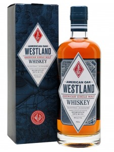 American Oak Westland American Single Malt Whiskey