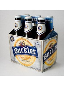 Buckler Non-Alcoholic Brew six pack cold bottles