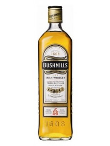 Bushmills Irish Whisky 375 ML