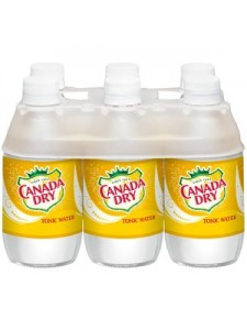 Canada Dry Tonic Water 10Fl oz