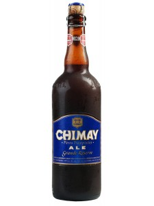 Chimay Grande Reserve Ale, chilled pint