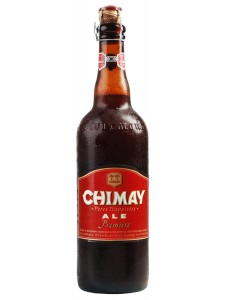 Chimay Premiere Ale chilled pint