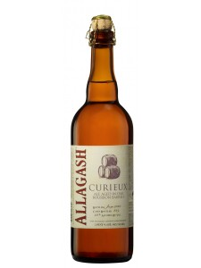 Allagash Curieux Ale chilled pint