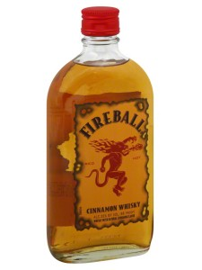 Fireball Cinnamon Whisky 375 ML