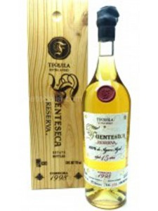 Fuenteseca Reserva Extra Anejo Estate Bottled Tequila 15 Years Old
