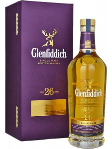 Glenfiddich 26 Year Old Single Malt Scotch