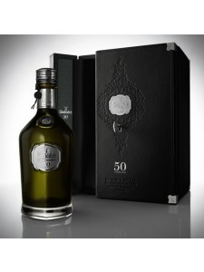 Glenfiddich 50 Years Old Single Malt Scotch Whisky