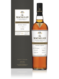 The MACALLAN EXCEPTIONAL SINGLE CASK NUMBER 2017/ESB-2339/06