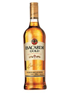 Bacardi Gold 750 ML