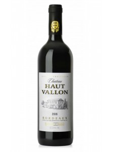 2016 Chateau Haut Vallon Bordeaux, France
