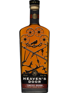 (Bob Dylan's) Heaven's Door Spirits Straight Rye Whiskey
