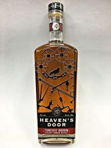 (Bob Dylan's) Heaven's Door Tennessee Straight Bourbon Whiskey
