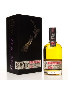 High Wheeler Single Grain New Zealand Whisky 21 Years Old