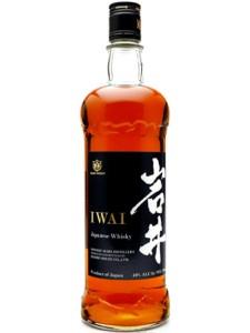 Iwai Japanese Whisky (black label)