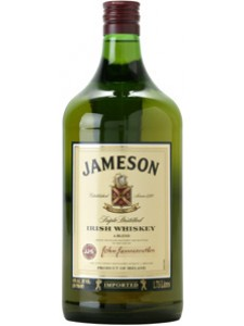 Jameson Irish Whiskey 1.75 LTR