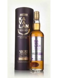 Kavalan Single Malt Whisky Peaty Cask, Cask Strength