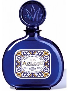 Los Azulejos Double Distilled Reposado Tequila
