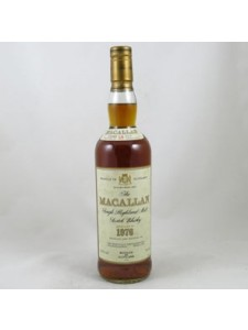 The Macallan 18 Years Old Distilled in 1976