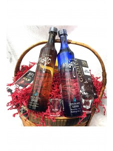 Milagro Tequila Gift Basket
