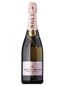 Moet & Chandon Rose Imperial (Chilled in the Wine Cooler)