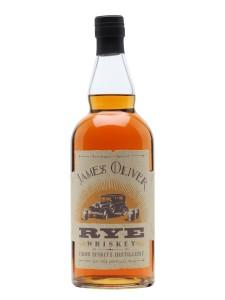 James Oliver Rye Whiskey