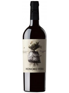 2015 HONORO VERA ORGANIC MONASTRELL GRAPE
