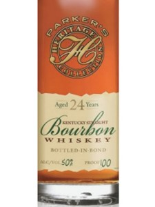 Parker's Heritage Collection Aged 24 Years Kentucky Straight Bourbon Whiskey