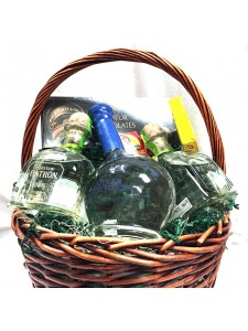 Patron Tequila Gift Basket
