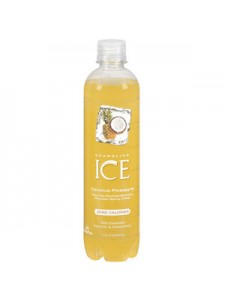 Spartkling Ice Coconut Pineapple Sparkling Spring Water