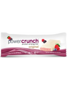 Power Crunch Protein Energy Bar Wild Berry Creme