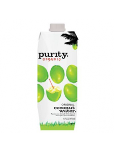 Purity Organic 100% Coconut Water 33.8 fl.oz.