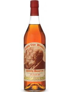 Pappy Van Winkle 20 Year Old Kentucky Bourbon
