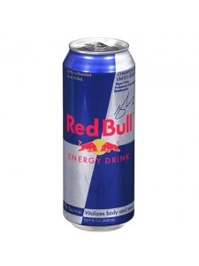 Red Bull 16 oz. can