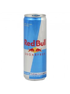 Red Bull Sugar Free 12 fl. oz. can