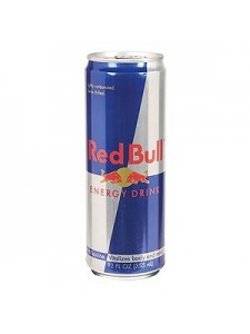 Red Bull Regular Flavor 12 fl. oz. can
