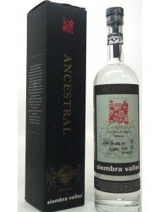 Ancestral Siembra Valles Blanco Tequila