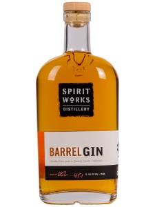 Spirit Works Barrel Gin -- ORGANIC