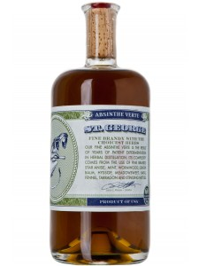 St. George Absinthe Verte Brandy With Herbs