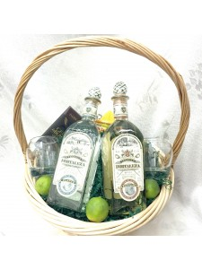 Fortaliza Tequila Gift Basket