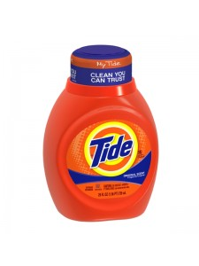 Tide 16 Load Concentrated Laundry Detergent 739 ML