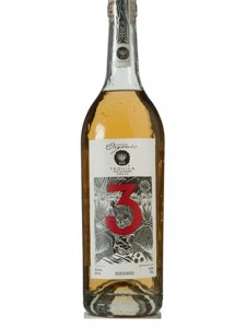 "123 Certified Organic ""Tres"" Anejo Tequila"